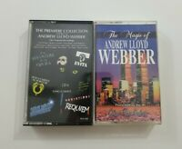 Andrew LLoyd Webber Cassette Lot of 2 Titles SEE DESCRIPTION FOR TITLES