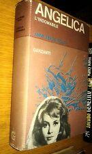 ANNE SERGE GOLON-ANGELICA L'INDOMINABILE-GARZANTI-1965-CON SOVRACCOPERTA-SR24