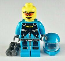 Lego AC001 Space Minifigure – Alien Defence Unit Soldier 1 – 7050