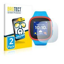 2x Displayschutz Folie Klar für TCL Movetime MT30 Schutzfolie Displayfolie