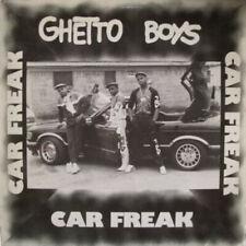 "Ghetto Boys – Car Freak (1987)  Rap-A-Lot Records – RAP-777 12"" NEW sealed"