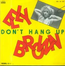 """7"""" Elly Brown/Don´t Hang Up (D)"""
