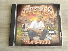hiphop rap CD JUVENILE The G-Code CASH MONEY BIG TYMERS MANNIE FRESH LIL WAYNE