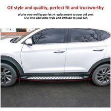 Fit HYUNDAI TUCSON Side Step Hyundai TUCSON 2015 2016 running board nerf bar