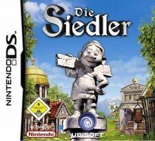 NINTENDO DS 3DS DIE SIEDLER Deutsch *Neuwertig
