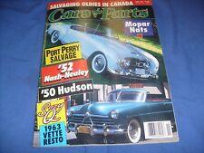 CARS & PARTS MAGAZINE NOVEMBER 1994 NASH-HEALY 1952 / HUDSON 1950  /j5
