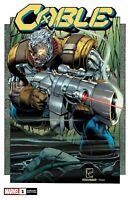 Cable #1 1:100 Hidden Gem Variant Marvel Comic 1st Print 2020 unread NM