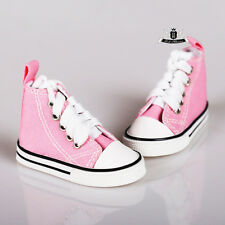 1/3 BJD Shoes SD13 Shoes Supper Dollfie Boots Dollmore Luts AOD MID Pink Sneaker