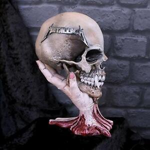 Nemesis Now Metallica Sad But True Skull 22cm Resin