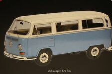 VW T2a Bus L blau-weiß 1:18 Schuco neu & OVP 194