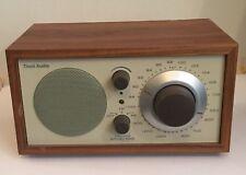Tivoli Audio Henry Kloss Model One AM/FM Desktop Radio Dark Walnut
