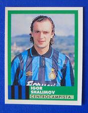 FIGURINA VALLARDI E' IL CALCIO 92/93 - N.132 - SHALIMOV - INTER - new