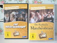 DVD Die Märchenbraut + Die Rückkehr der Märchenbraut Tschechische Filmklassiker