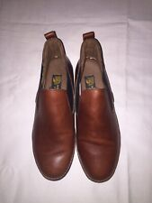 Western Chief Mens Brown Ankle Boots Size 10