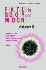 Fractals in Biology and Medicine (2012, Paperback)