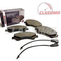 Front Brake Pads for FORD TRANSIT Mk 7 - 260 / 280 / 300 FWD models - 2006-2013