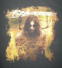 2000 Ozzfest Tour Concert (Xl) T-Shirt Ozzy Osbourne Godsmack Pantera P.O.D.