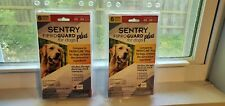 Sentry Fiproguard Plus For Dogs 45-88 Lbs Topical Flea & Tick Treatment 6 Count!