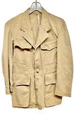 Vtg 1941 WW2 USN Navy CPO uniform jacket  - Stenciled
