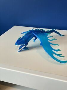 Rare how to train your dragon Flightmare Light Up Action figure Spinmaster PL RD