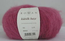 Rowan Kidsilk Haze 2 X 25g Balls Shade 583 Blushes