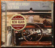 New Again by Taking Back Sunday [Canada - Warner Bros.2009] - NEW