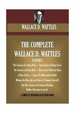 The Complete Wallace D. Wattles: (9 BOOKS) The Science of Getti... Free Shipping