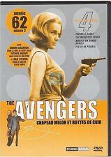 DVD CHAPEAU MELON ET BOTTES DE CUIR année 62 vol 4