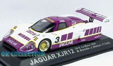 1:43 JAGUAR XJR12 - 24h Le Mans 1990 - Brundie- Nielsen - Cobb (20)