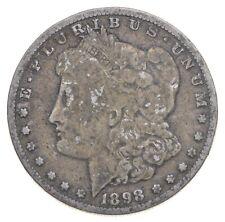 New ListingEarly 1898-O Morgan Silver Dollar - 90% Us Coin *985