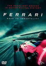 FERRARI - THE RACE TO IMMORTALITY (DVD) - Latest Release