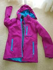 Crane Snow Extreme Jacket and Gloves - Childrens