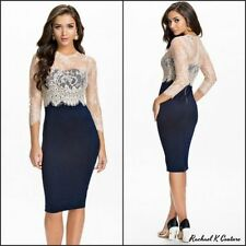 Wiggle/Pencil Formal Plus Size Dresses for Women
