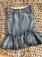 Denim Skirt S Fits Size 10 Pepe Jeans