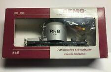 Bemo 2252 110 Uce 8070 Zementwagen Rhb Rhätischen Bahn