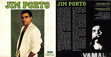 DISCO 45 GIRI   JIM PORTO - CARA AMICA MIA / I REMEMBER DAYS