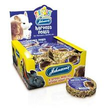 Johnsons Harvest Feast Small Animal Hamster Gerbil Nut & Honey Treat 70g