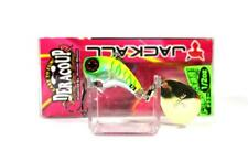 Jackall Deracoup 1/4 oz Spin Tail Sinking Lure HL Chart Back Tiger (2833)
