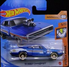 Hot Wheels '70 Dodge Charger R/T Muscle mania 5/10 2020 GHD07-M522 MOPARD
