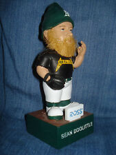 Oakland A's Sean Doolittle Metallica Gnome 4/30/16 SGA Athletics not bobblehead