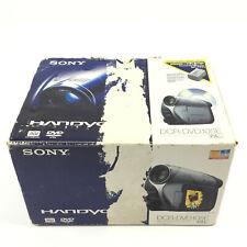 Camera Camescope Sony Handycam DCR-DVD105E Video Recorder Camcorder DVD