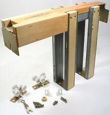 LE Johnson 153068PF Universal Pocket Door Frame Hardware