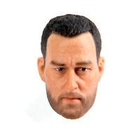 1/12 Scale Robert De Niro Male Actor Head Sculpt Fit 6'' Action Figure Collect