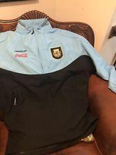 Used Reebok Soccer Jacket XL Argentina National Team - WORLD CUP FRANCE 1998