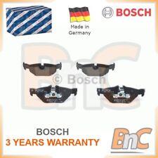 BOSCH REAR DISC BRAKE PAD SET BMW OEM 0986494272 34216773161