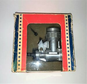 Vintage FOX 36 X Combat Special Model Airplane Engine  N.O.S.
