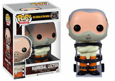 FUNKO POP MOVIES HANNIBAL LECTER SILENCE OF THE LAMBS ACTION FIGURE