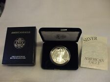 1997-P Proof American Silver Eagle Coin  - One Troy oz .999 Bullion