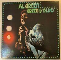 Al Green – Green Is Blues, Hi Records, Vinyl, LP, Album, Reissue, 1972