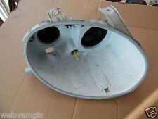 MG MGF Drivers/Off Side Headlight/Headlamp Casing Body inc.Adjusters & Covers